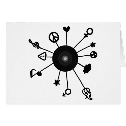 Cool Sun Design! Card