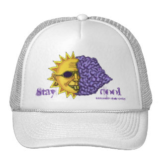 Cool sun hat design