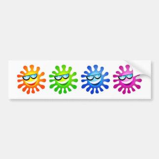 Cool Suns Bumper Sticker