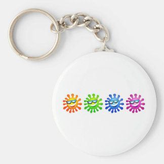 Cool Suns Key Ring