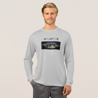 Cool Surf Wave Tee for men