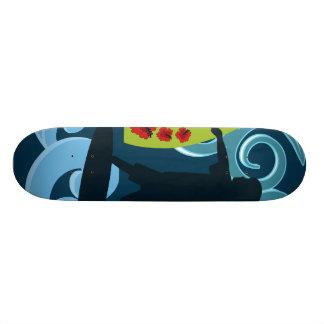 Cool Surfer Dude Surfing Beach Ocean Surf Waves Skate Board Decks