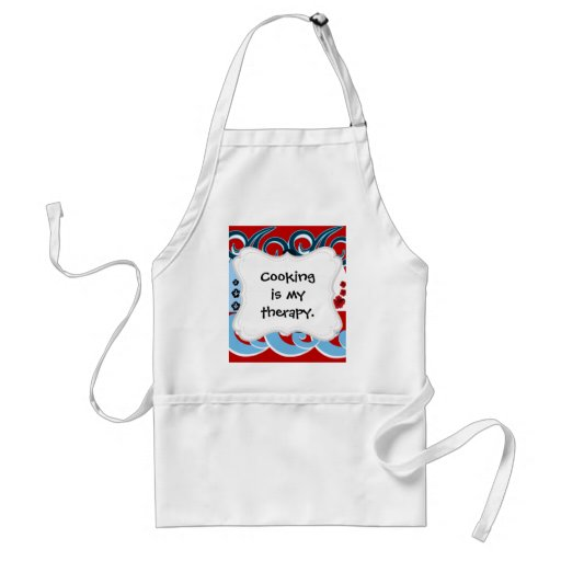 Cool Surfer Dude Surfing Beach Ocean Wave Surf Aprons