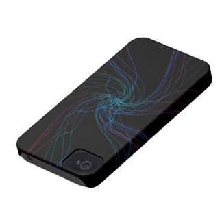 Cool swirly case iPhone 4 Case-Mate case