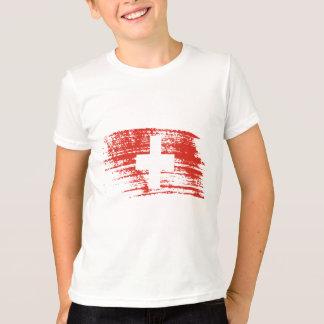 Cool Swiss flag design T-Shirt