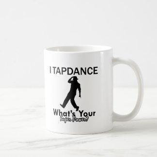 Cool Tapdance designs Mugs