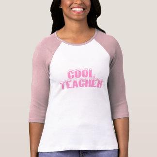 Cool Teacher Pink T-shirts