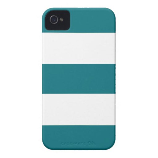 Cool Teal Blue iPhone Case Gift iPhone 4 Case