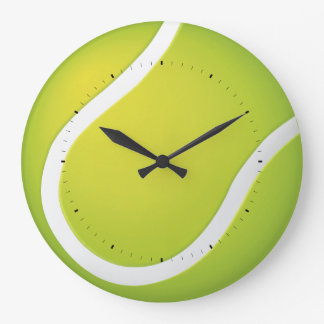 Cool Tennis ball | Time for Sports Clock
