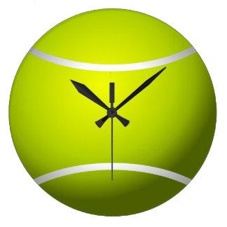 Cool Tennis Clock #2