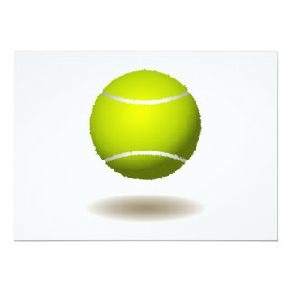 Cool Tennis Emblem 2 Card