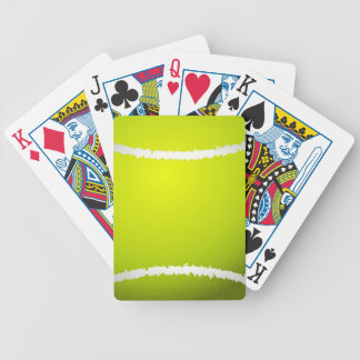 Cool Tennis Playing Cards