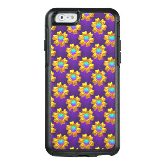 Cool Textures Colorful Glam Girl Phone Case