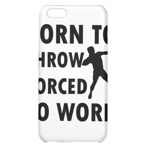 Cool Throw shotput Designs Cover For iPhone 5C