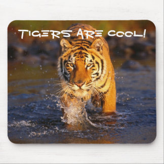 Cool Tiger Mouse Mat