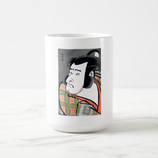 Cool Traditional Oriental Japanese Samurai tattoo Basic White Mug