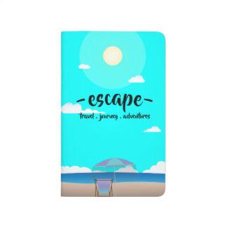 Cool travel log book