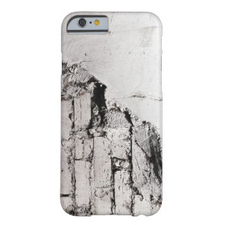 Cool Trendy Brick Wall Barely There iPhone 6 Case