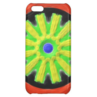 Cool trendy pattern case for iPhone 5C
