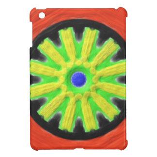 Cool trendy pattern iPad mini case