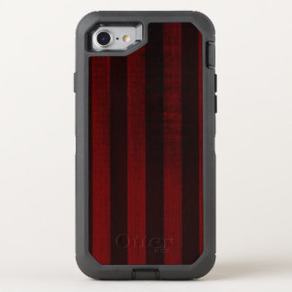 cool trendy stripes OtterBox defender iPhone 7 case