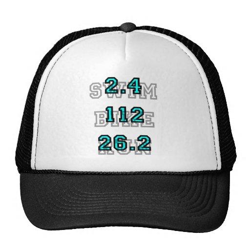 Cool triathlon mesh hats