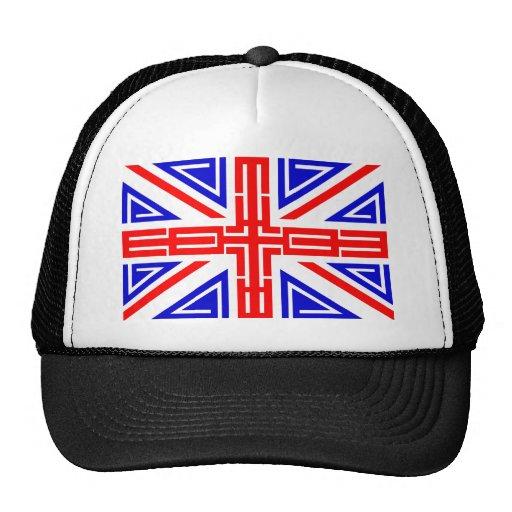 cool tribal flag trucker hat zazzle