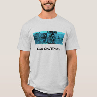 Cool tropical blue T-Shirt