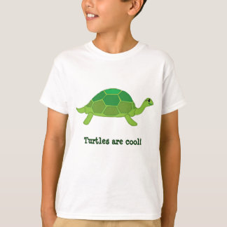 Cool turtle, Turtles are cool! Tee Shirts