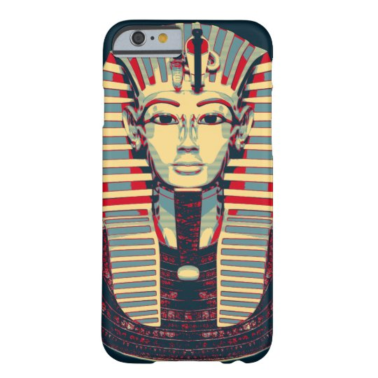 Cool Tutankhamen Hope Poster Style Barely There iPhone
