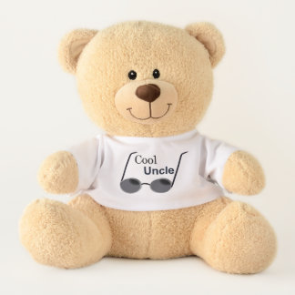 Cool Uncle Teddy Bear