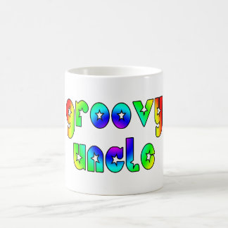 Cool Uncles Birthdays & Christmas : Groovy Uncle Coffee Mug
