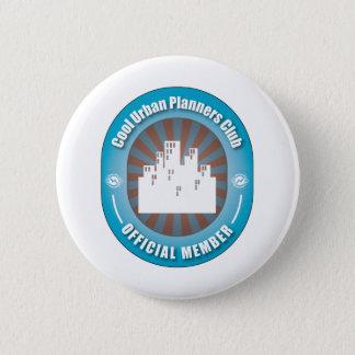 Cool Urban Planners Club 6 Cm Round Badge