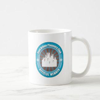 Cool Urban Planners Club Mugs