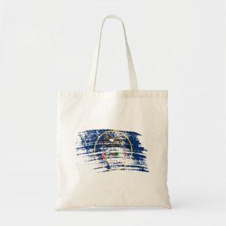 Cool Utahan flag design Tote Bag