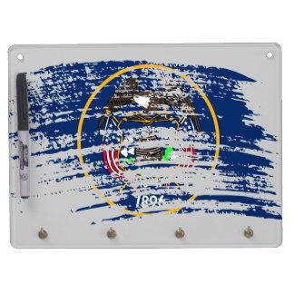 Cool Utahan flag design Dry Erase Boards
