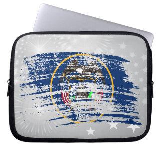 Cool Utahan flag design Laptop Computer Sleeves