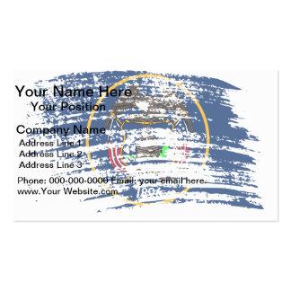Cool Utahan flag design Pack Of Standard Business Cards