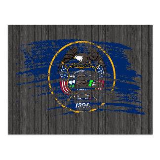 Cool Utahan flag design Postcards