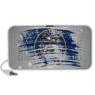 Cool Utahan flag design Mp3 Speaker
