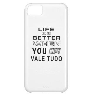 Cool Vale Tudo Designs iPhone 5C Case