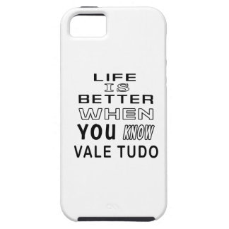Cool Vale Tudo Designs iPhone 5 Covers