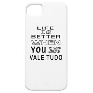 Cool Vale Tudo Designs iPhone 5 Cover