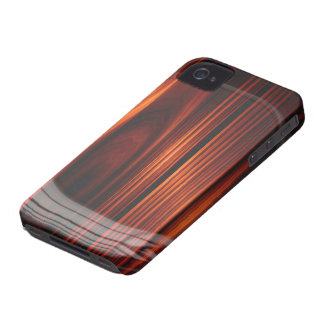 Cool Varnished Wood iPhone 4/4S Barely There Case