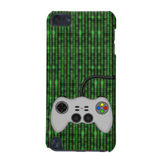 Cool Video Game Controller Vector in Grey iPod Touch (5th Generation) Cases