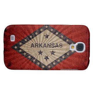 Cool Vintage Arkansas Flag Galaxy S4 Case