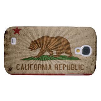 Cool Vintage California Flag HTC Vivid / Raider 4G Case