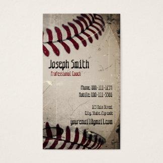 Cool Vintage Grunge Baseball