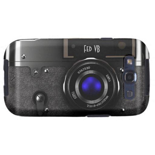 Cool Vintage rangefinder camera #3 Galaxy S3 Case