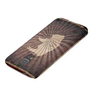 Cool Vintage Wyoming Flag Case For Galaxy S5